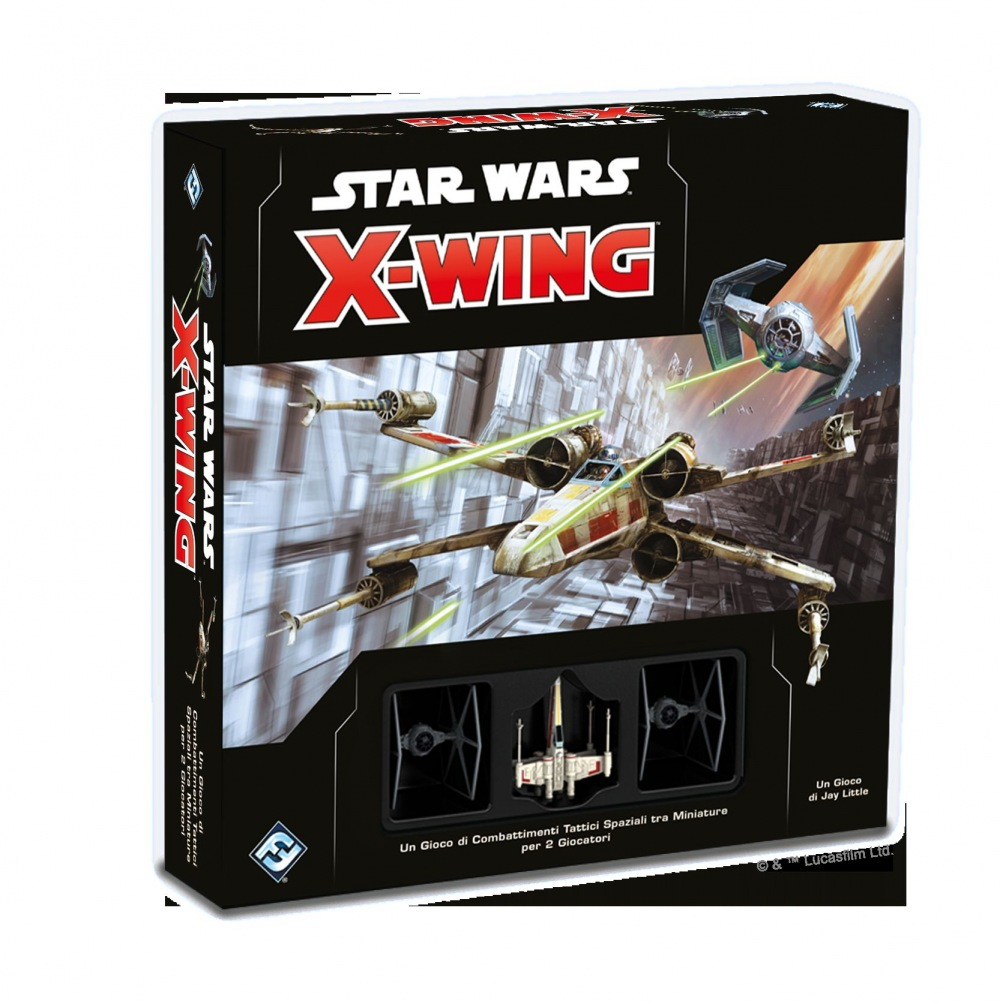 Star Wars X-Wing Set Base
