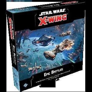 epic battles edizione inglese