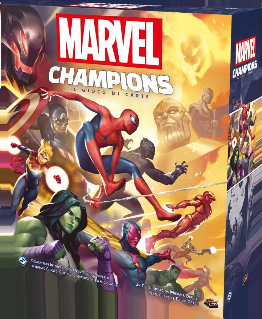 Marvel Champions, il Gioco di Carte