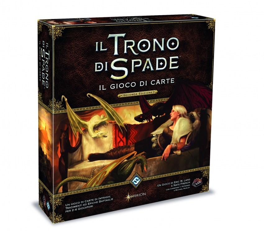 Il Trono di Spade LCG, 2a Ed.