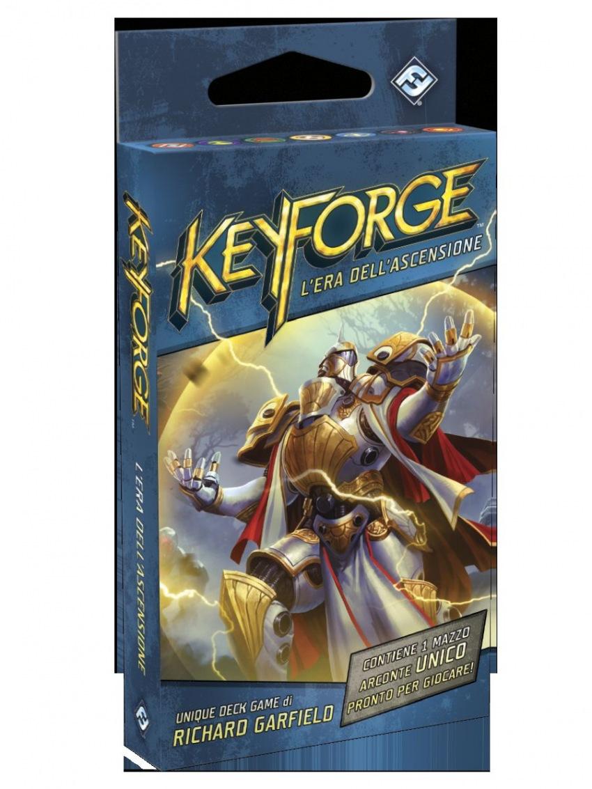 KeyForge EDA - Mazzo