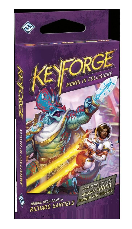 KeyForge MIC - Mazzo