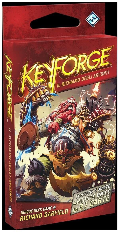 KeyForge RDA - Mazzo